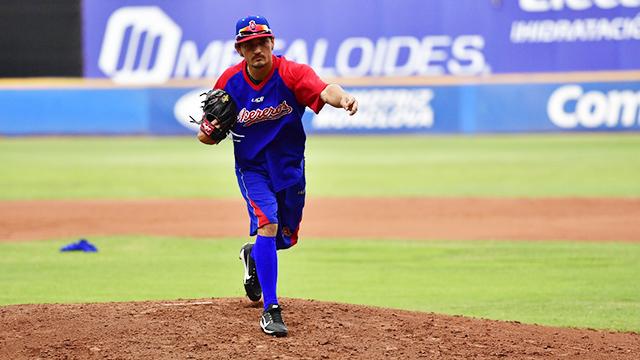 Beisbol, LMB: Jason Gurka entrena con los Acereros de Monclova