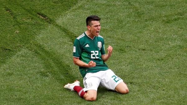 Fútbol: México rozó la perfección y derrotó a Alemania