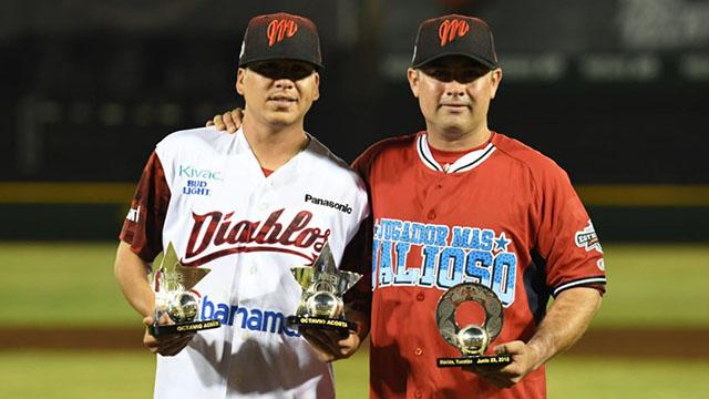 Beisbol, LMB: Iván Terrazas, Jugador Más Valioso del Juego de Estrellas
