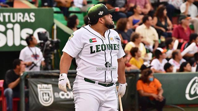 Beisbol, LMB: Luis Juárez se llevó el Home Run Derby en Yucatán