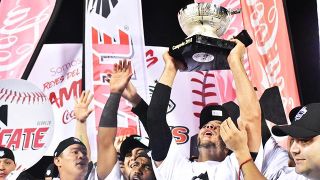 Beisbol, LMB: Leones de Yucatán, campeones de la Liga Mexicana de Beisbol