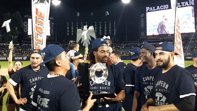 Beisbol, LMB: Sultanes, Campeón de la Zona Norte