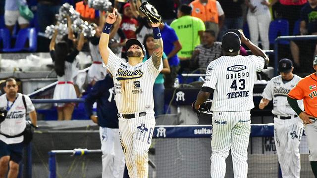Beisbol, LMB: Sultanes empata la Serie del Rey