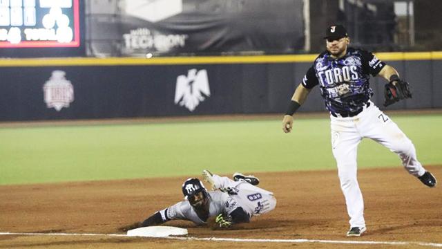 Beisbol, LMB: Sultanes a uno de la Serie del Rey