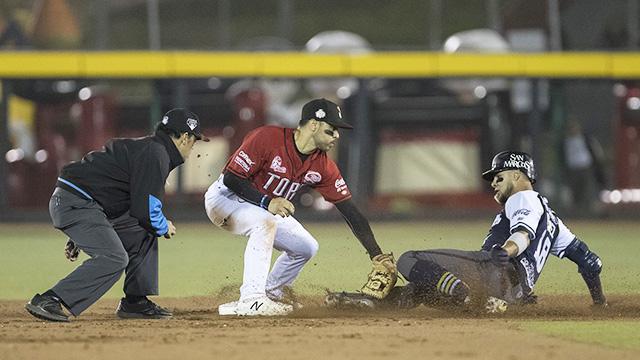 Beisbol, LMB: Repiten Toros la dosis y ponen la serie 2-0 a su favor