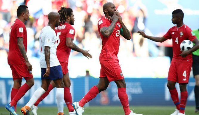 Fútbol: Panamá es goleado pero anota su primer gol en Mundiales