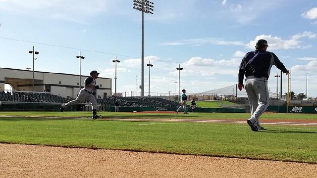 Beisbol, LMB: Tecolotes cae en juego de pretemporada