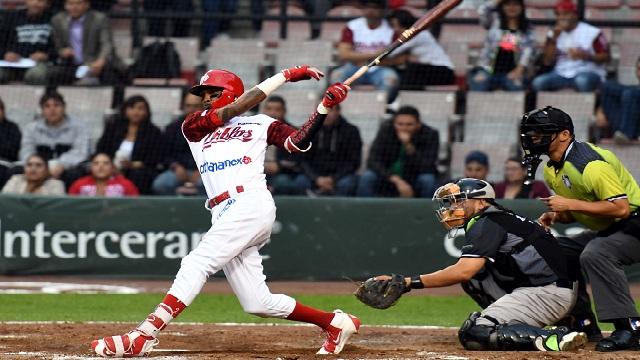 Beisbol, LMB: Diablos Rojos gana el primero de la serie y liga tres victorias
