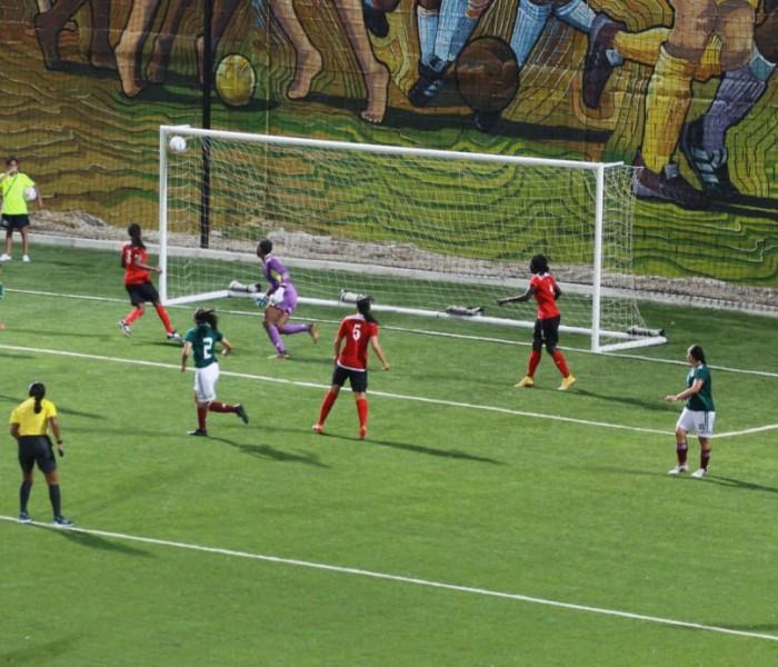 Juegos Centroamericanos 2018:  México golea 5-1 a Trinidad y Tobago en futbol