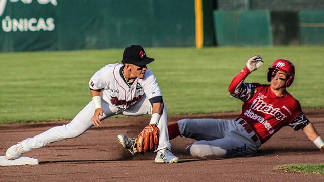 Beisbol, LMB: Reacción roja comandada por Gamboa para empatar la serie