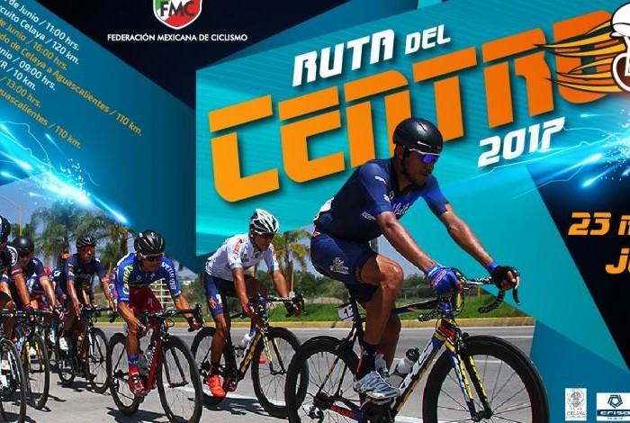 Juegos Centroamericanos 2018: Ciclistas mexicanos participarán en la Ruta del Centro