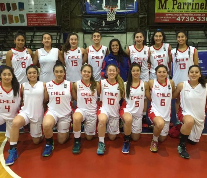 FIBA, Baloncesto: Chile anunció su selección para venir a México