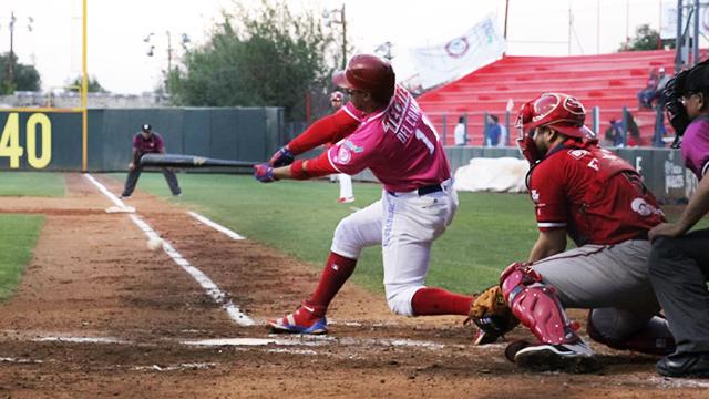 Beisbol, LMB: Explosiva noche para Jon Del Campo y Generales gana el primero