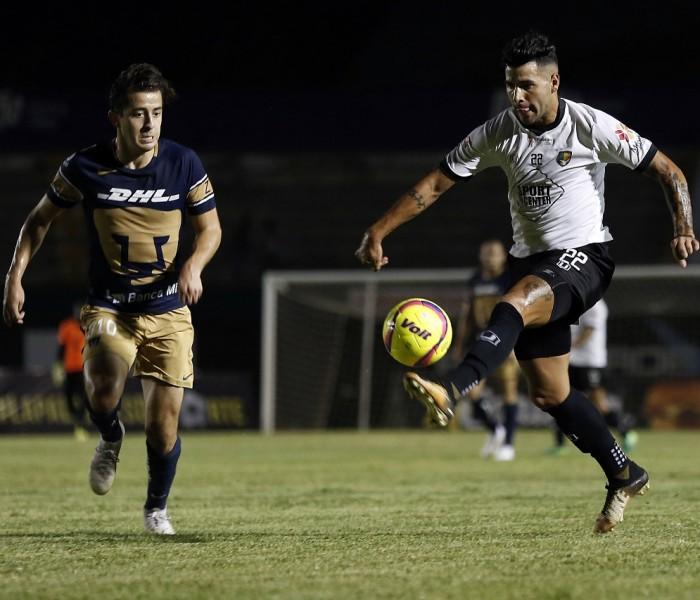 Fútbol: Pumas culmina pretemporada goleando a Venados