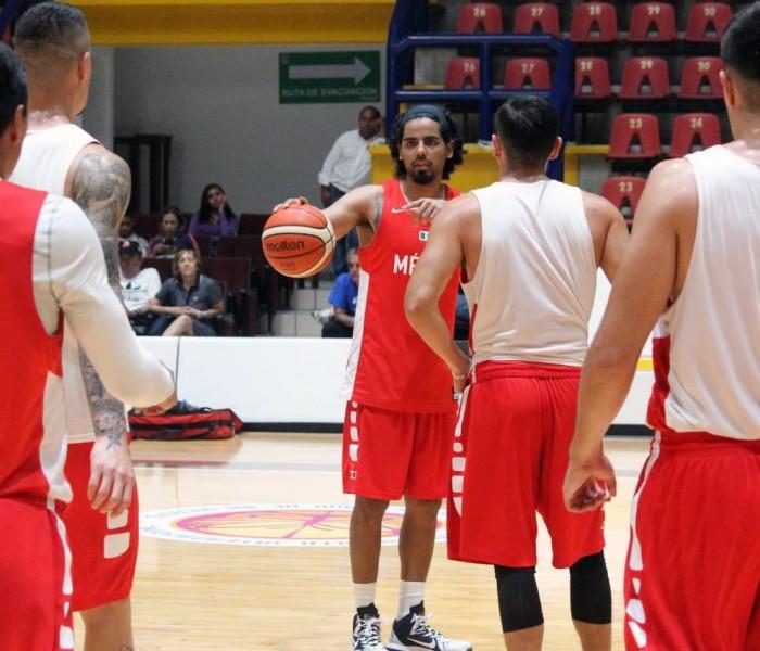 JCC, Baloncesto: Jorge Gutiérrez se incorporó a la Selección Mexicana