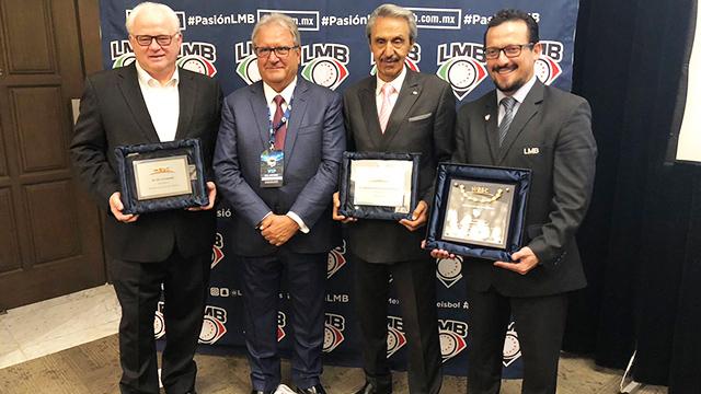 Beisbol, LMB: La Liga Mexicana de Beisbol es miembro oficial de WBSC