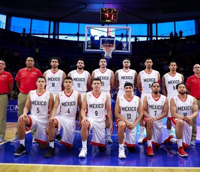 FIBA, Baloncesto: México avanza a la segunda ronda