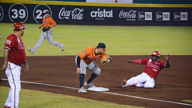Beisbol, LMB: Piratas derrotó a Leones para subirse al subliderato de la Zona Sur