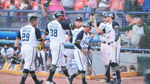Beisbol, LMB: Rieleros superó a Tecolotes para ganar su primera serie en casa