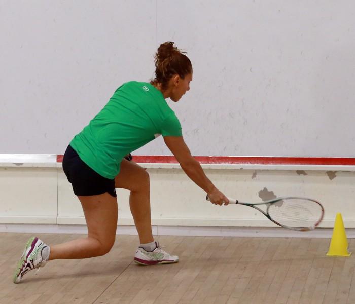 JCC, Squash: Samantha Terán va por el oro a Barranquilla