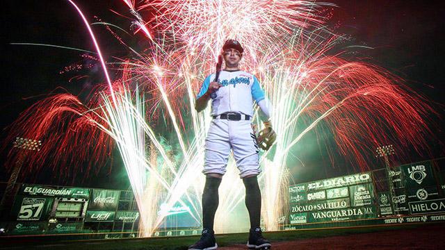 Beisbol, LMB: Christian Zazueta comandó ofensiva de Saraperos