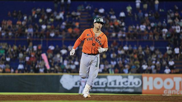 Beisbol, LMB: Yucatán inicia con triunfo la defensa de su título