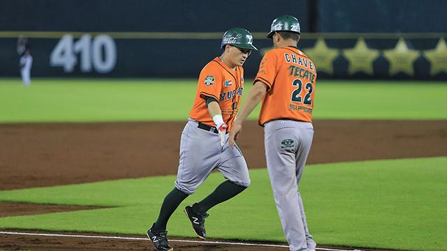 Beisbol, LMB: Leones aseguró la serie en Cancún