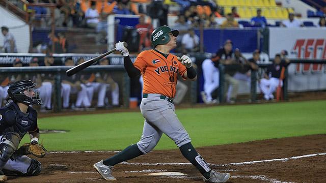 Beisbol, LMB: Rugen los Leones y completan la barrida en Cancún