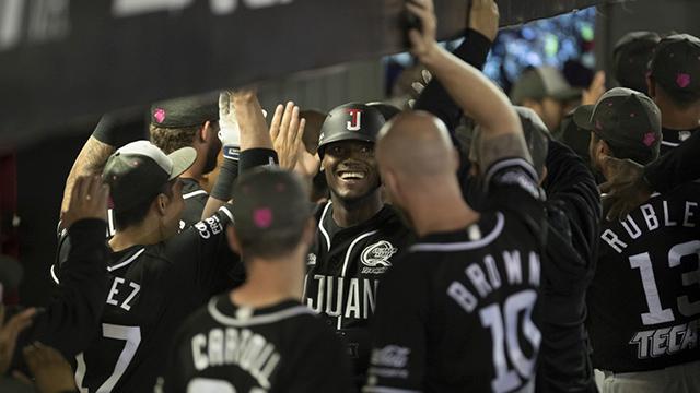 Beisbol, LMB: Gran noche de Junior Lake en triunfo de Toros sobre Pericos