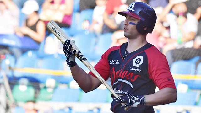 Beisbol, LMB: Amadeo Zazueta fortalece a Toros de Tijuana
