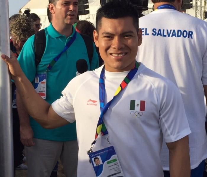 Juegos Centroamericanos y del Caribe 2018: Quiere pesista Vázquez oro y romper su marca
