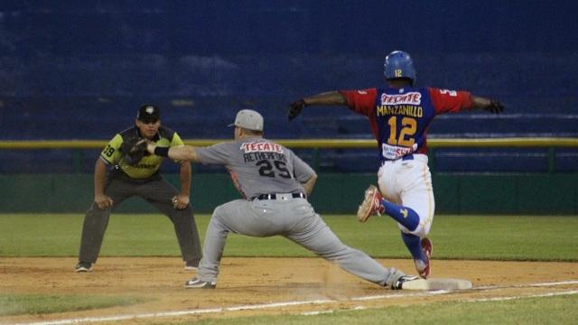 Beisbol, LMB: Tigres aseguró la serie en el Centenario de Villahermosa