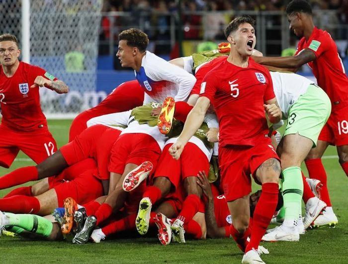 Fútbol: Colombia perdonó y fue eliminada por Inglaterra en penales