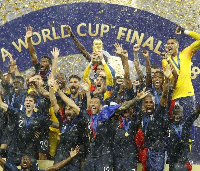 Fútbol: Francia vuelve a ser campeón del mundo