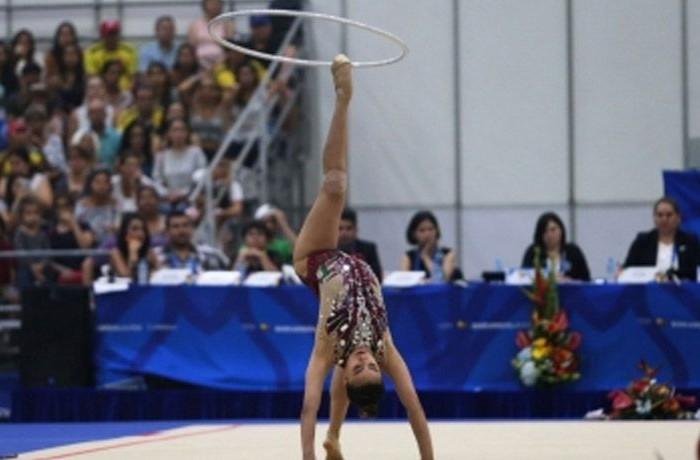 JCC, Gimnasia: México consigue oro y plata en gimnasia