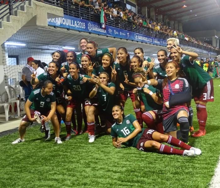 JCC, Futbol: México es bicampeón de los Juegos Centroamericanos