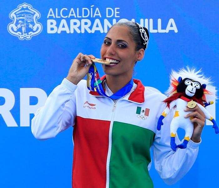 JCC, Nado Sincronizado: México obtuvo la quinta medalla de oro