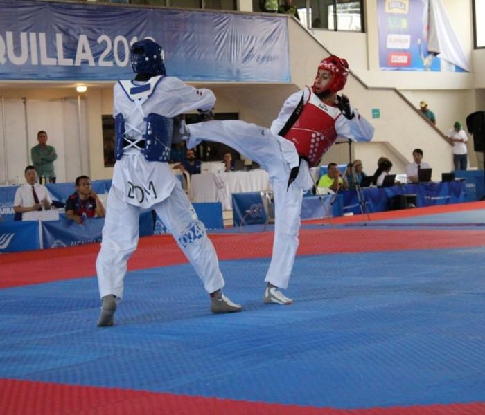 Juegos Centroamericanos 2018: Cuatro doradas para el taekwondo