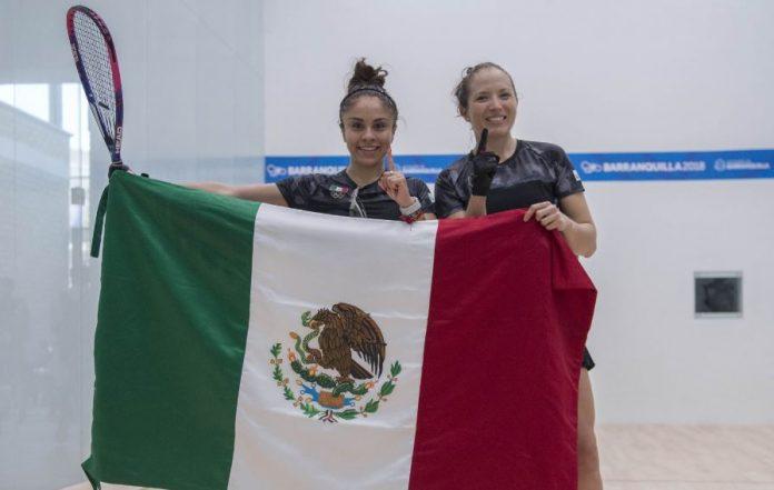 Juegos Centroamericanos: Raquetbol logra más oros para México