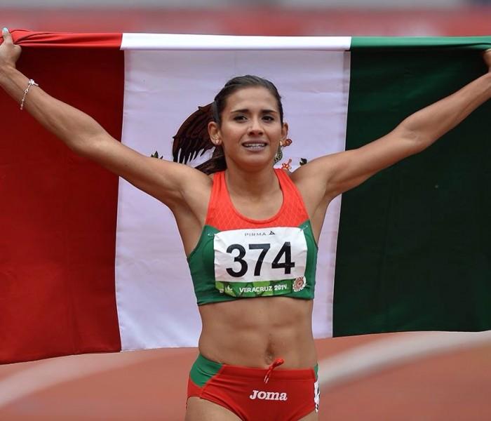 JCC, Atletismo: Zudikey Rodríguez perdió la medalla de oro