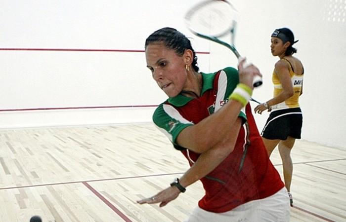JCC, Squash: Samantha Terán consigue oro en Barranquilla