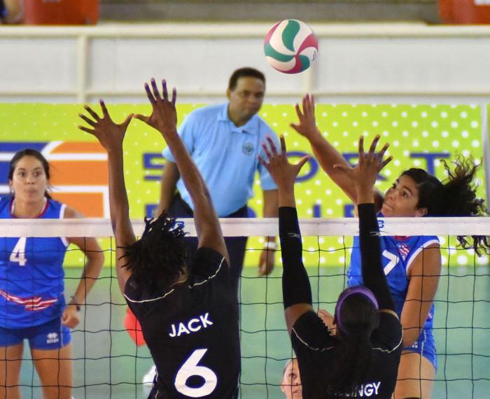 Voleibol, Copa Panamericana: Puerto Rico y Trinidad y Tobago hacen historia