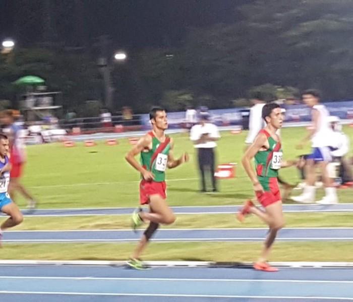 JCC, Atletismo: Víctor Montañez gana bronce en Barranquilla