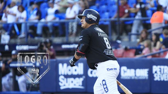 Beisbol, LMB: José Amador llegó a 200 Home Runs en Liga Mexicana de Beisbol