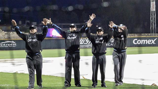 Beisbol, LMB: Lluvia impidió el tercero de la serie en Durango