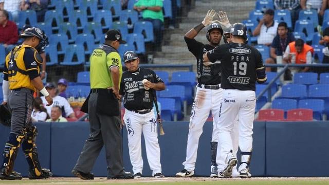 Beisbol, LMB: A base de poder, Sultanes le empató la serie a Rieleros