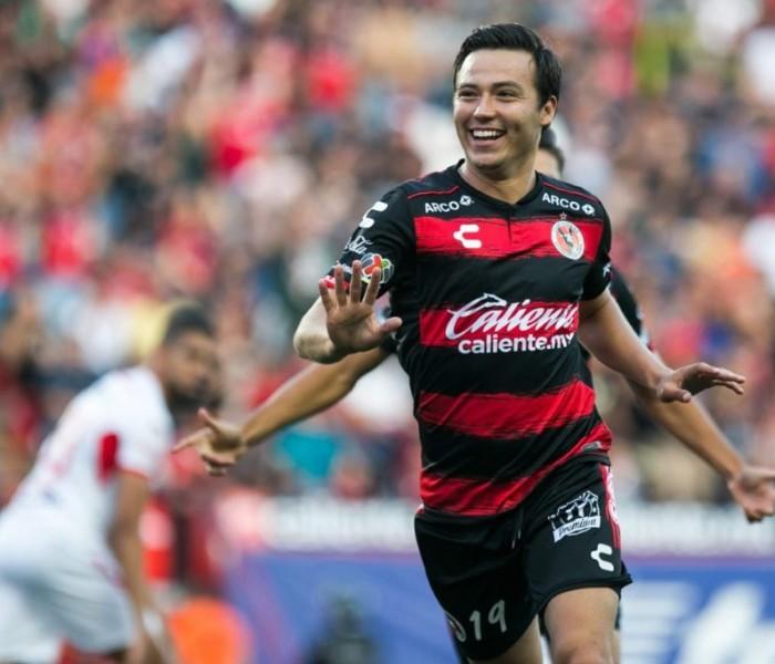 Fútbol: Xolos se aprovecho de Toluca para subir en su grupo