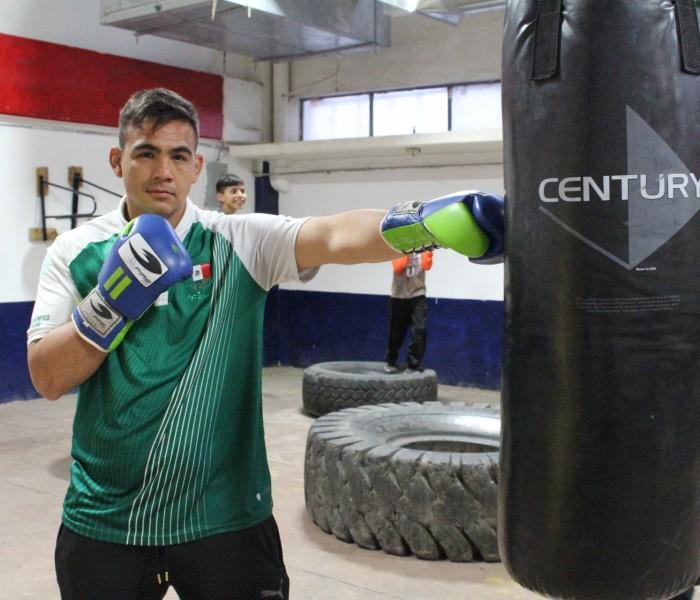 JCC, Box: Germán Heredia se queda con la plata en boxeo