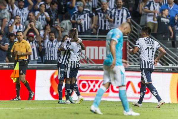 Fútbol: Monterrey se recupera y vence a Querétaro