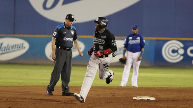 Beisbol, LMB: Drake comanda remontada de Sultanes y se llevan el primero